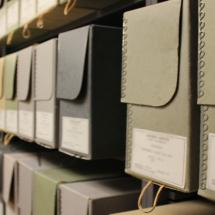 Photo of Archive Boxes