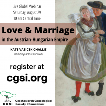 Love & Marriage in the Austrian-Hungarian Empire