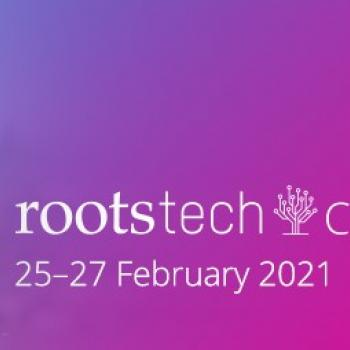 RootsTech 2021 Logo