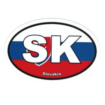 Slovak decal