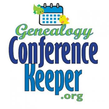 Genealogy ConferenceKeeper logo