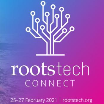 RootsTech Connect 2021 logo