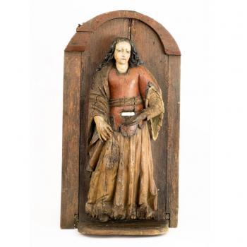 Wooden-Statue
