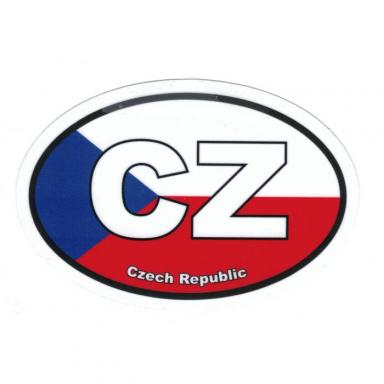 Czech decal