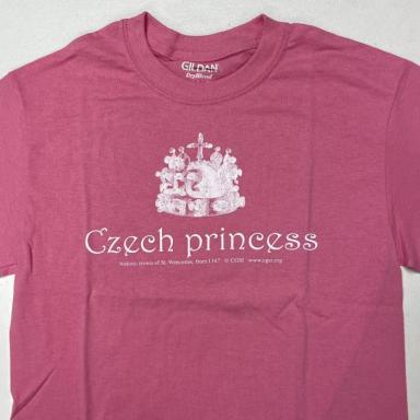 Czech Princess T-Shirt
