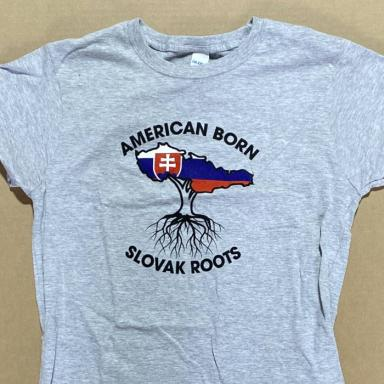 Slovak Roots T-Shirt