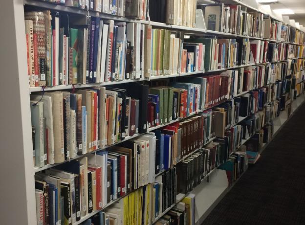CGSI Library Shelves