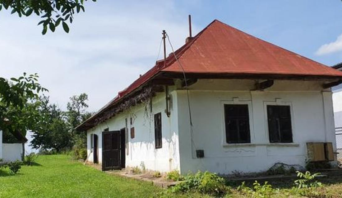 Future home of the Slovak Museum of Emigration