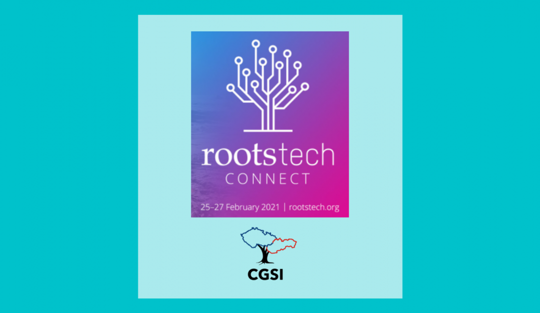 RootsTech Connect 2021 Banner