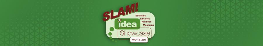 NGS SLAM! Idea Showcase 2021 banner