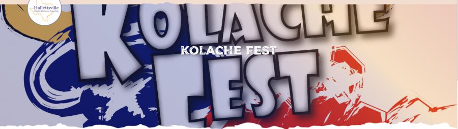 Kolache Fest Texas - banner