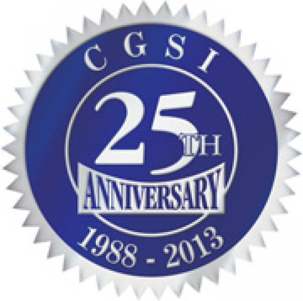 CGSI 25th Anniversary
