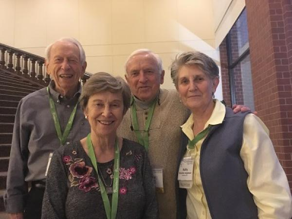 Four CGSI Past Presidents