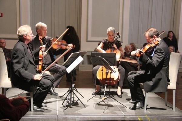 Martinů Quartet from Prague