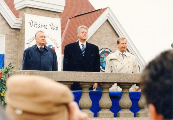 NCSML three presidents 1995