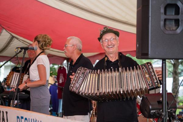 Bechyn Czech Fest Jim Busta
