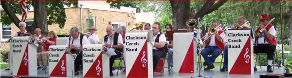 Clarkson Czech Days 1