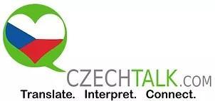 CzechTalk logo