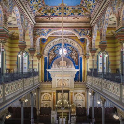 Global Slovakia - Synagogue