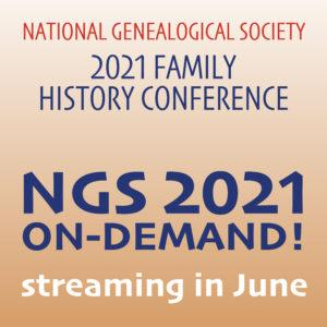 NGS On-demand 2021