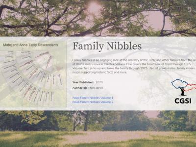 DL spotlight: Family Nibbles