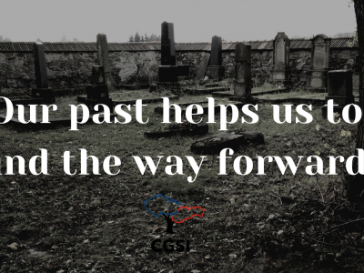 our past helps us to find the way forward